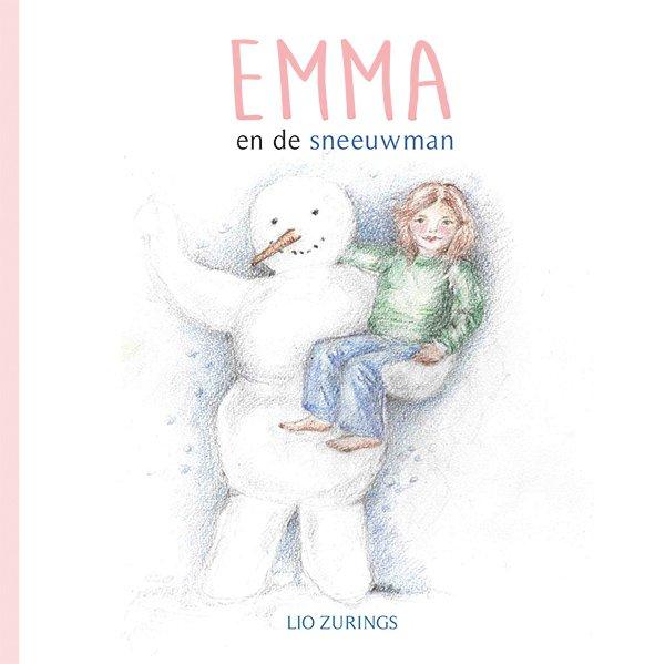 emma en de sneeuwman cover